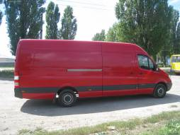 Mercedes Sprinter 315 EXSTRA LONG