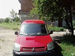 Citroen Berlingo 246.3Kb