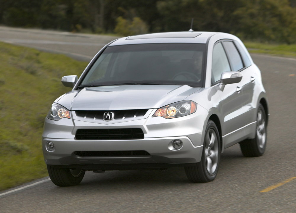 Acura RDX photo 6 1000x720