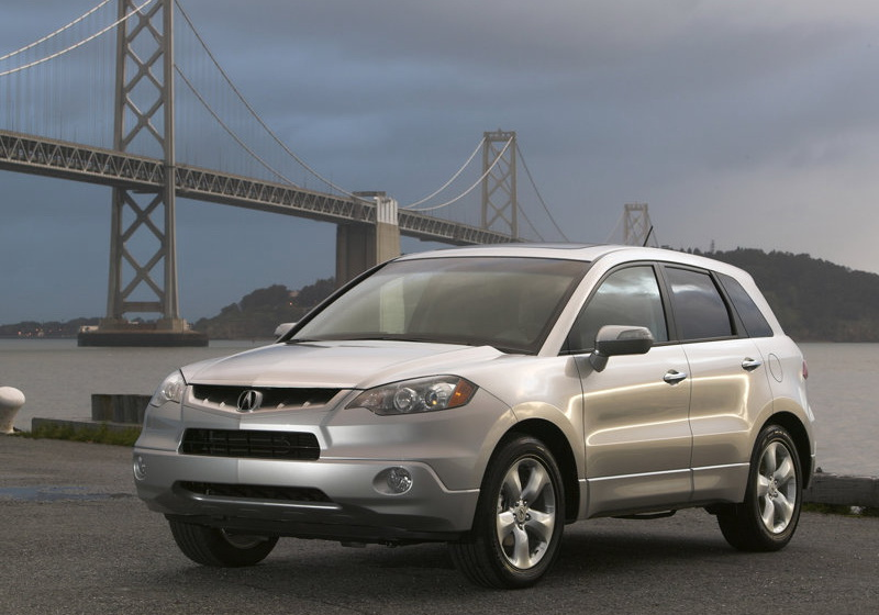 Acura RDX photo 10 800x560