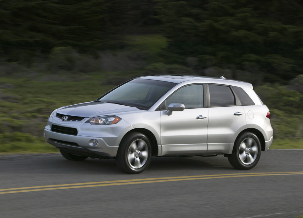 Acura RDX photo 7 1000x720