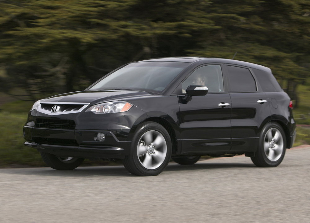 Acura RDX photo 5 1000x720