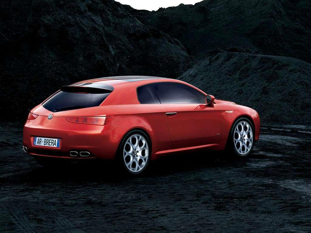 Alfa Romeo Brera photo 6 1024x768