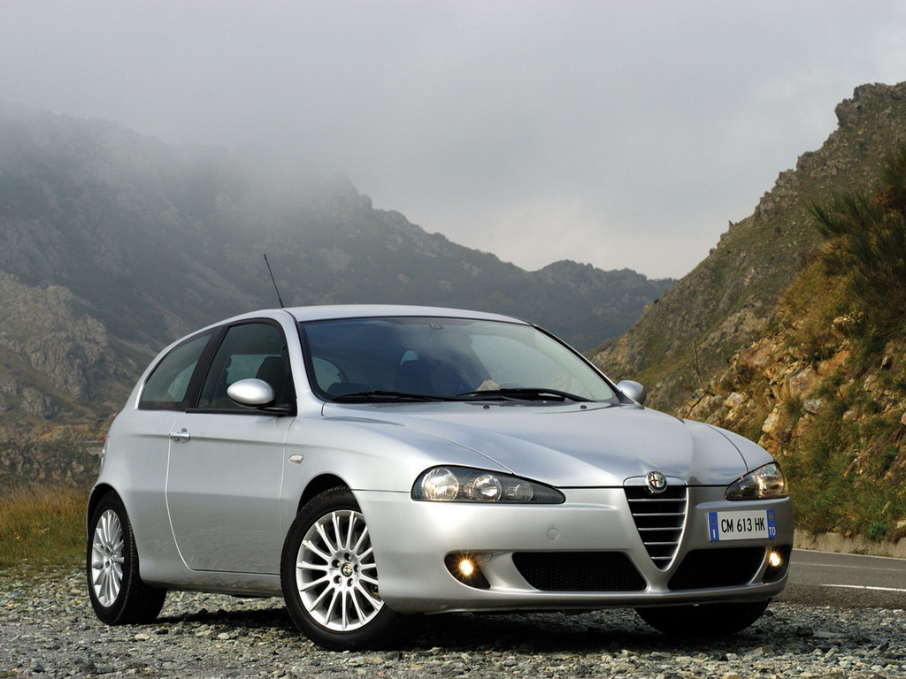 Alfa Romeo 147 photo 9 1024x768