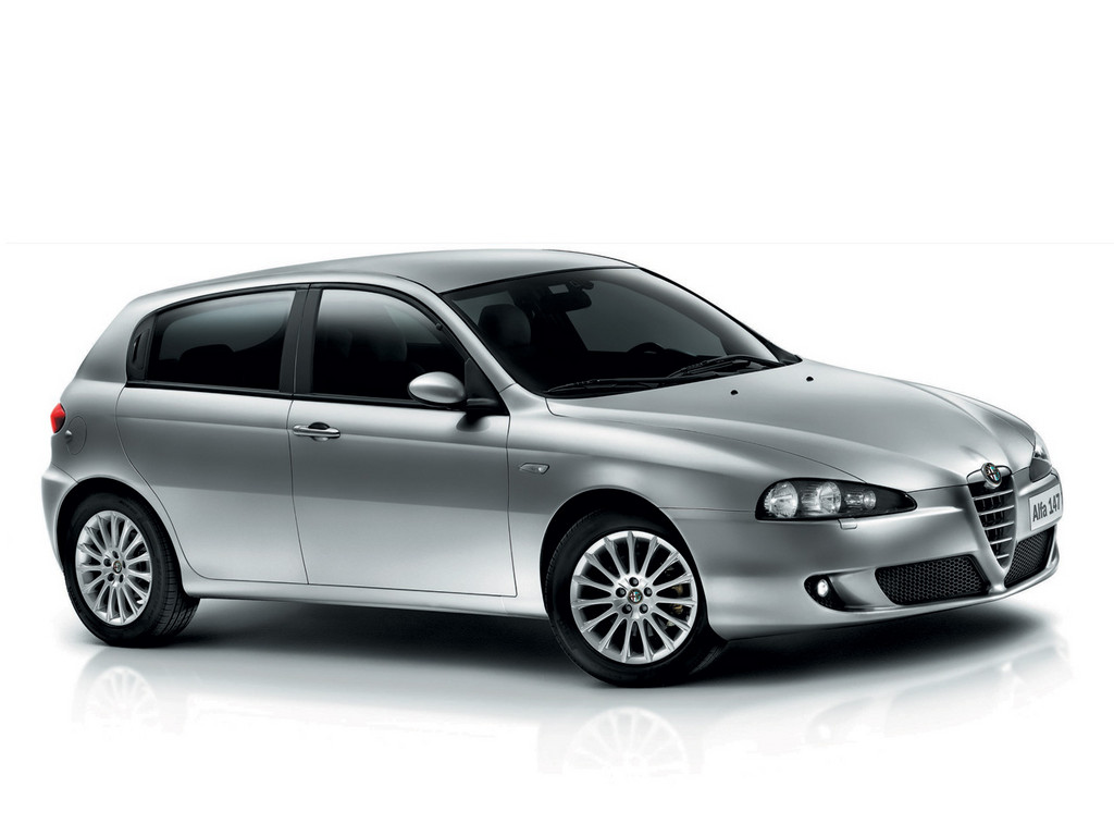 Alfa Romeo 147 photo 10 1024x768