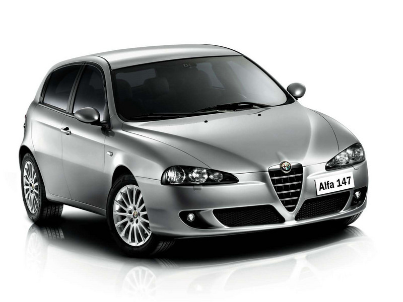 Alfa Romeo 147 photo 1 800x600