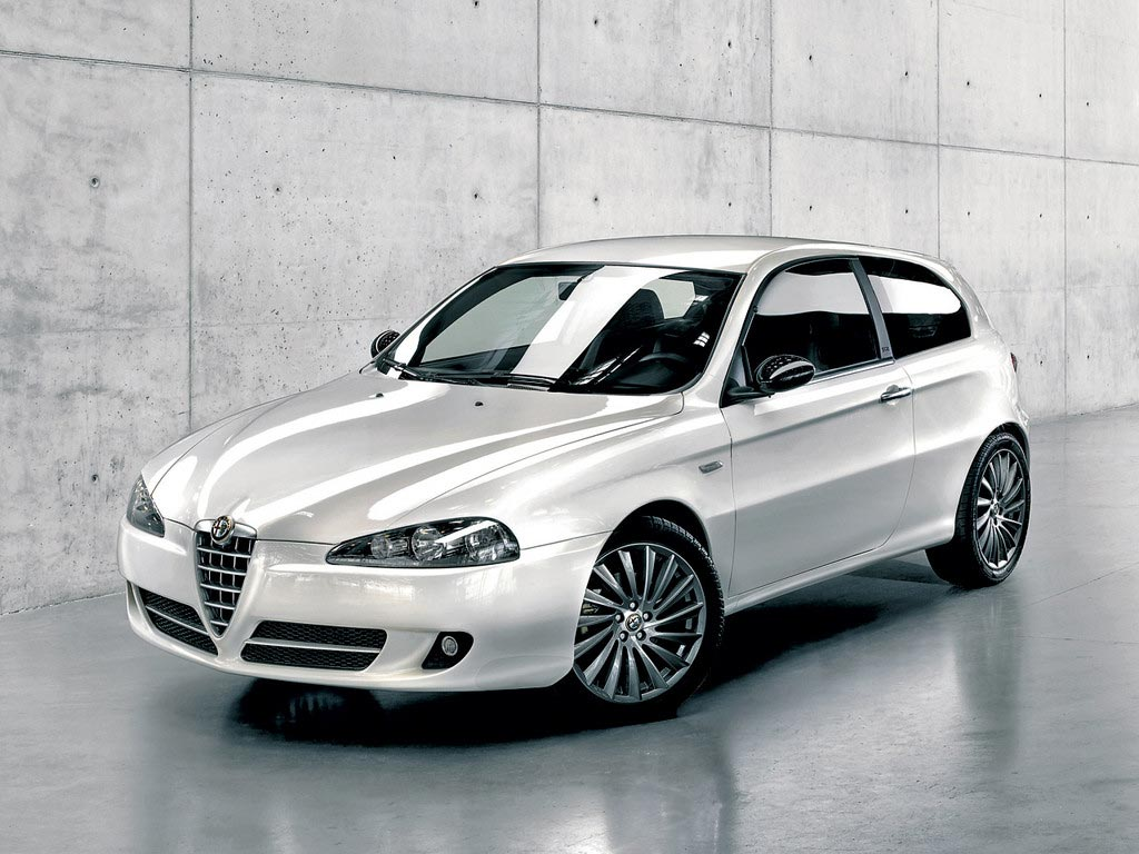 Alfa Romeo 147 photo 4 1024x768