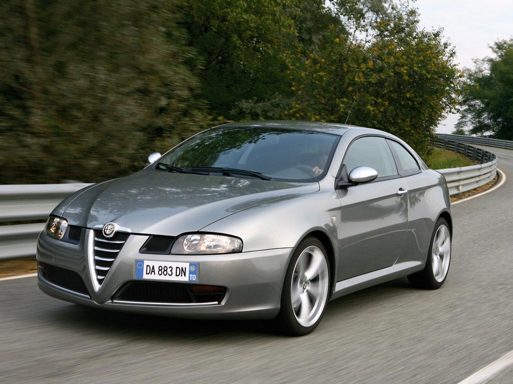 Alfa Romeo GT photo 5 1024x768