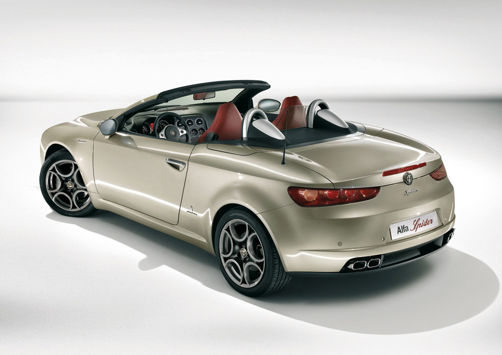 Alfa Romeo Spider photo 9 1024x724