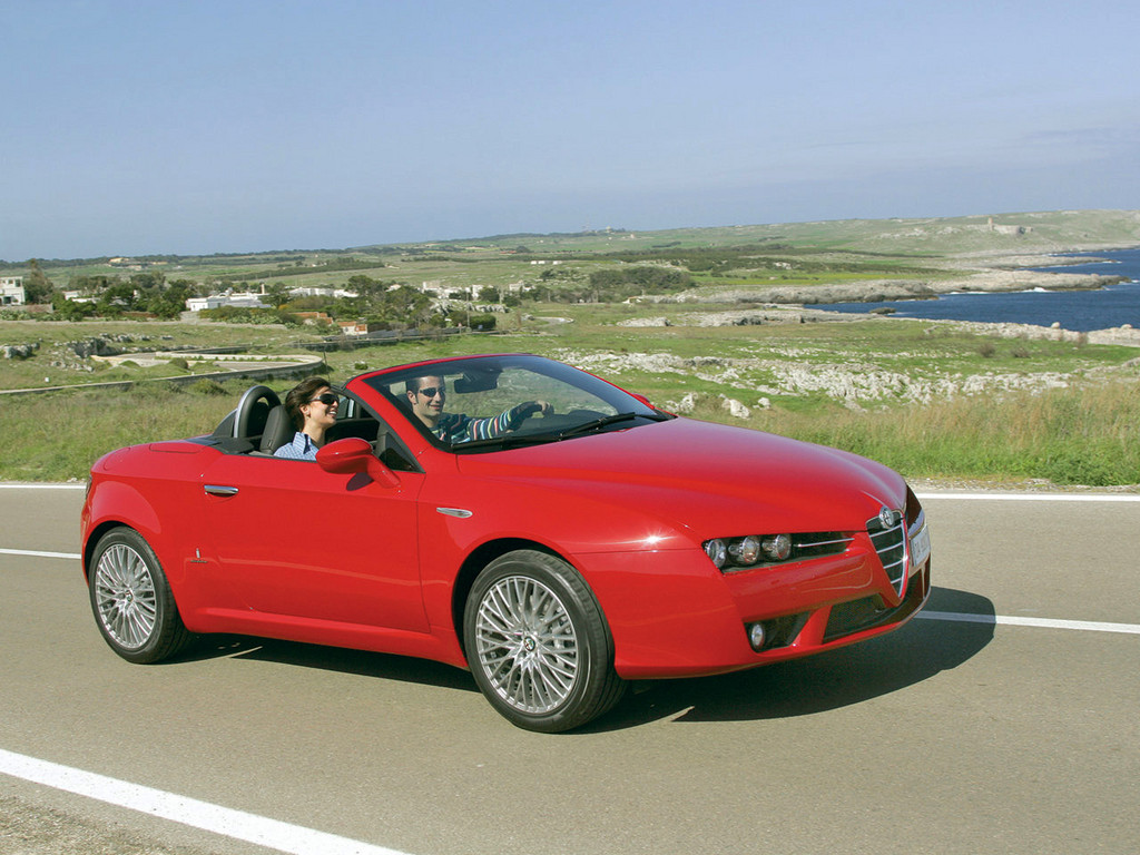 Alfa Romeo Spider photo 6 1024x768