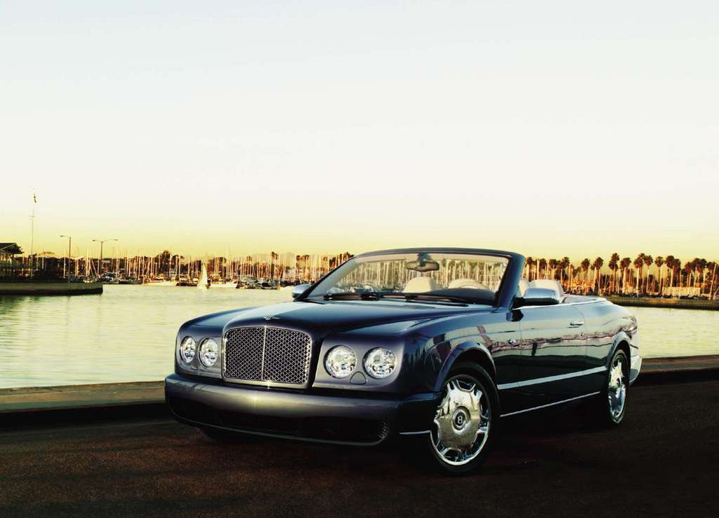 Bentley Azure photo 10 1024x738