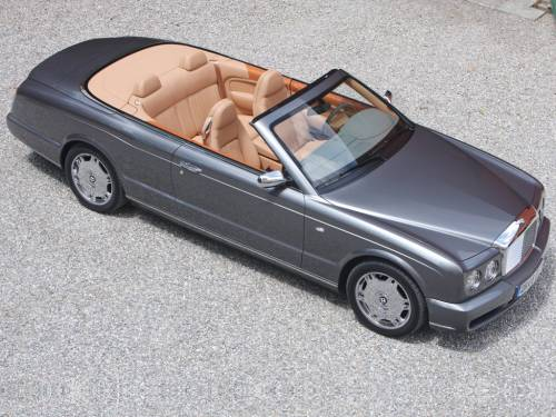 Bentley Azure photo 7
