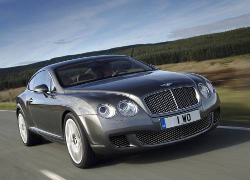 Bentley Continental GT photo 6