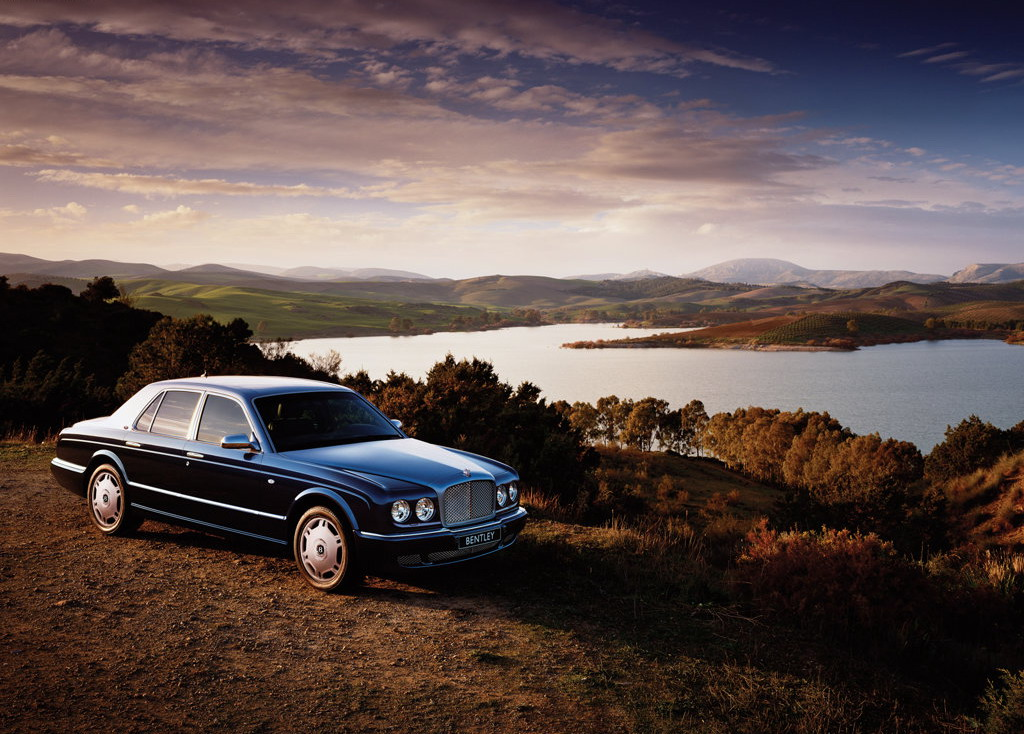 Bentley Arnage photo 5 1024x734