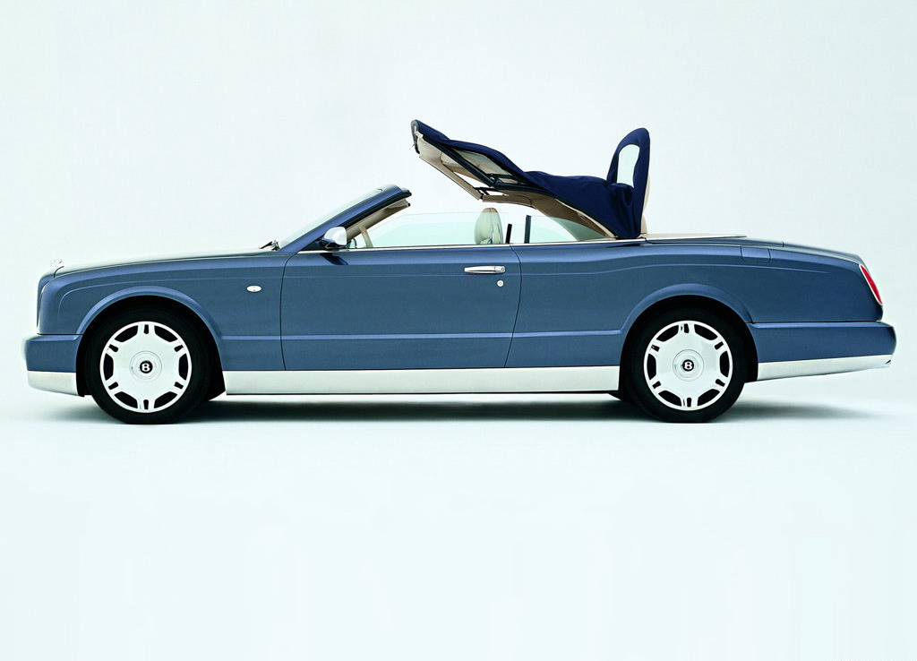 Bentley Azure photo 3 1024x738