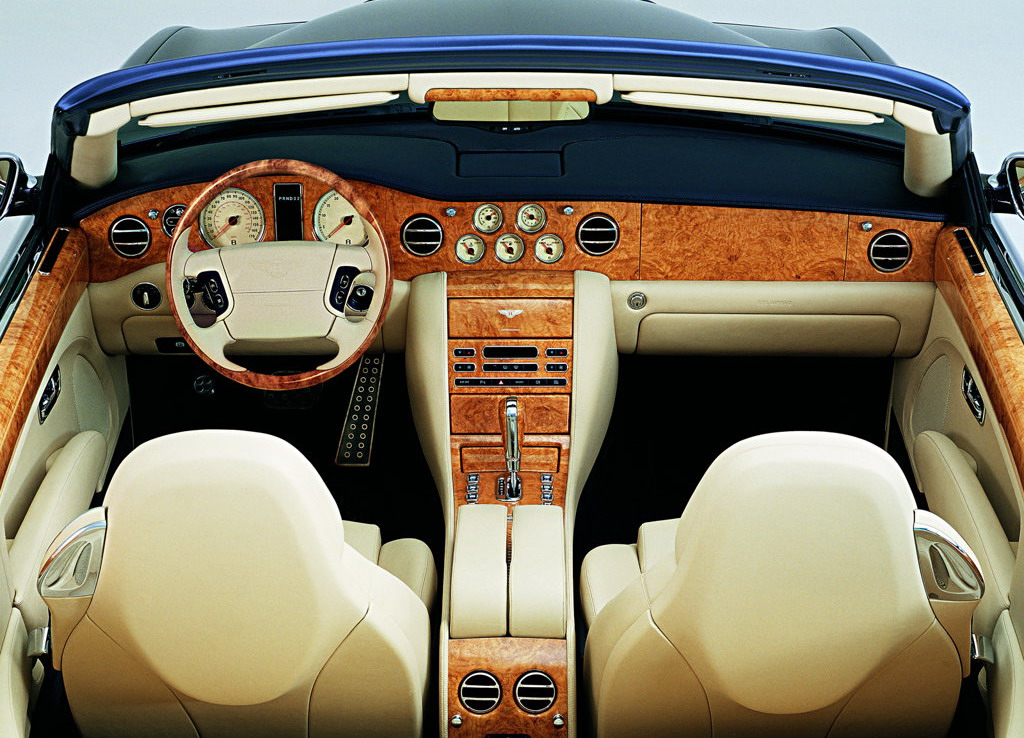 Bentley Azure photo 1 1024x738
