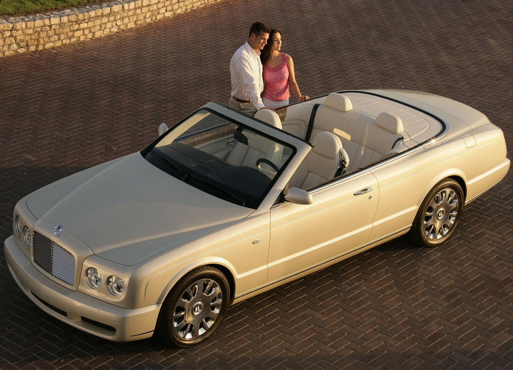 Bentley Azure photo 11 1024x738