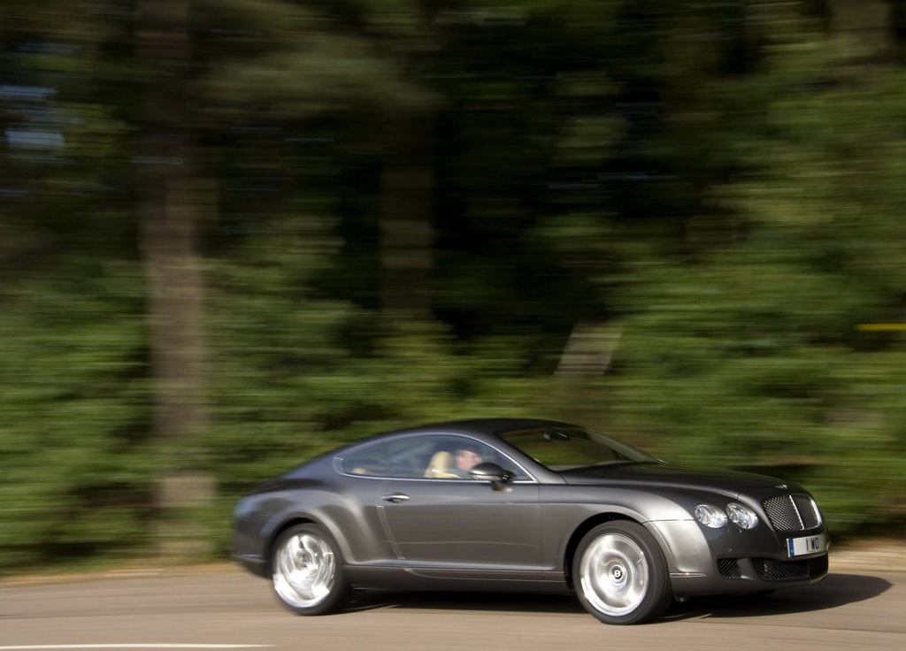 Bentley Continental GT photo 5 1024x736