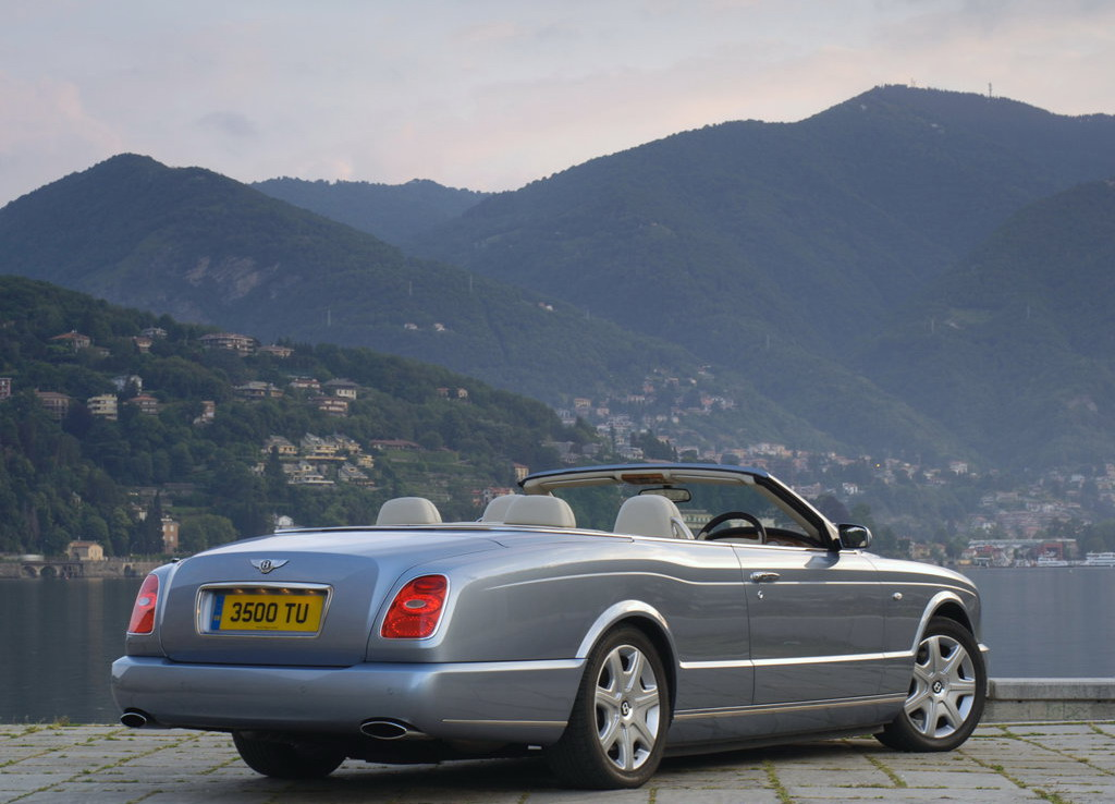 Bentley Azure photo 5 1024x738