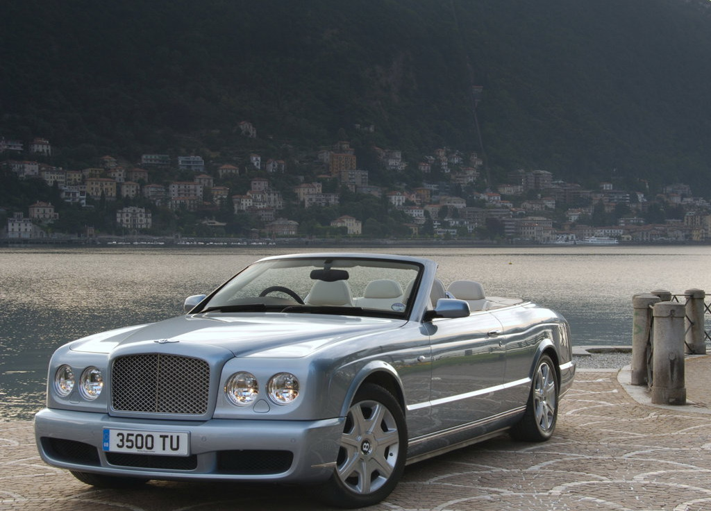 Bentley Azure photo 13 1024x736