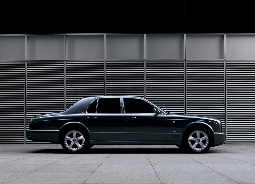 Bentley Arnage photo 7 1024x740