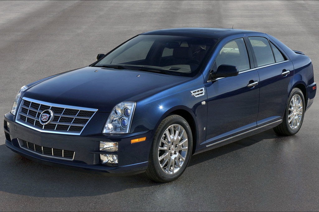 Cadillac STS photo 2 1024x682