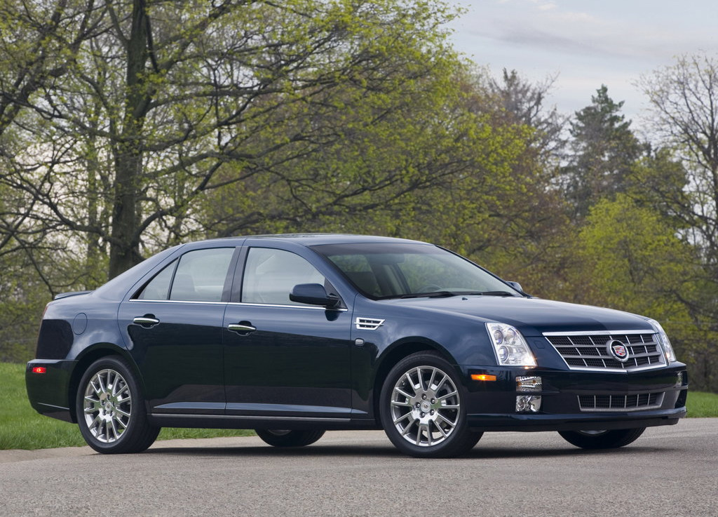Cadillac STS photo 5 1024x737