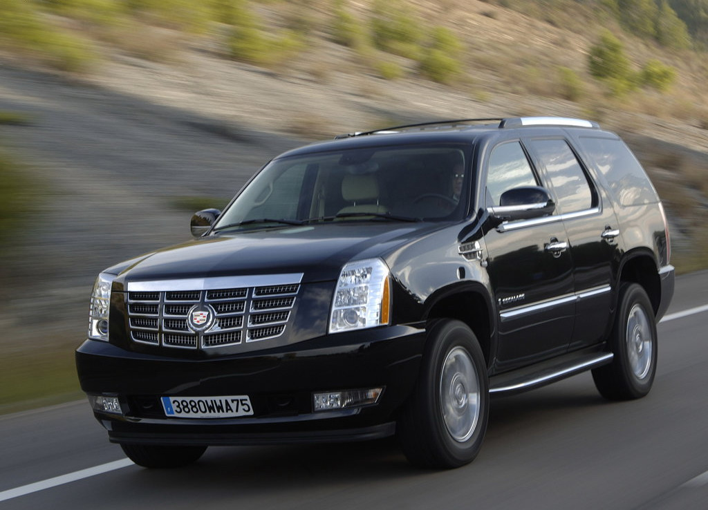 Cadillac Escalade photo 7 1024x738