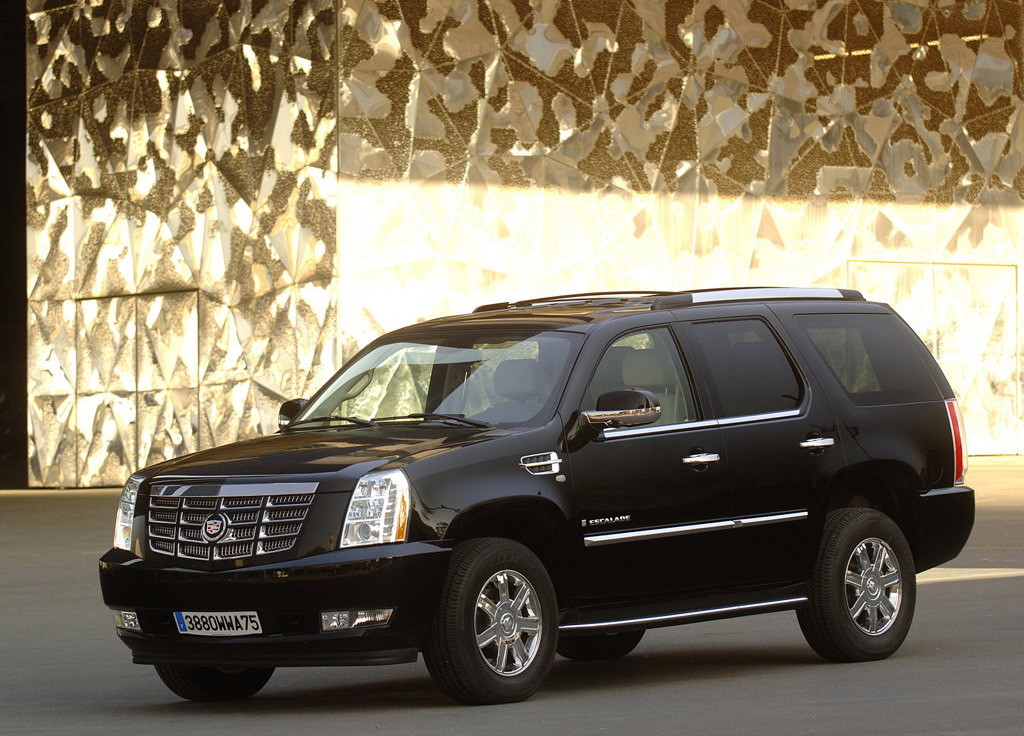 Cadillac Escalade photo 5 1024x736