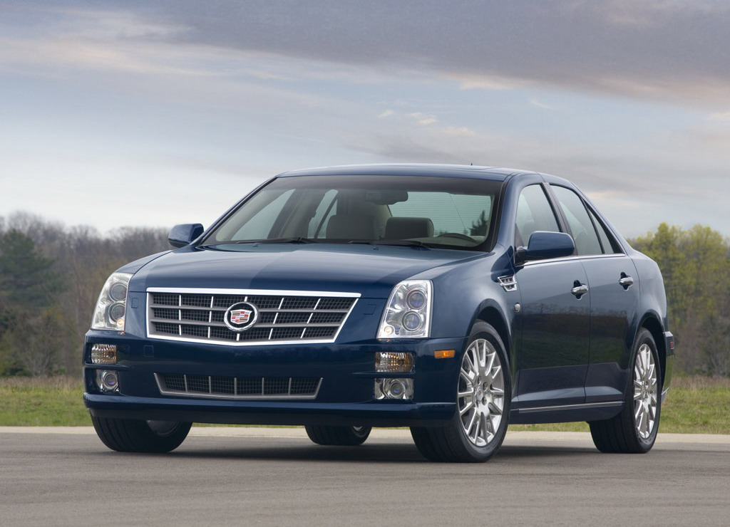 Cadillac STS photo 7 1024x740