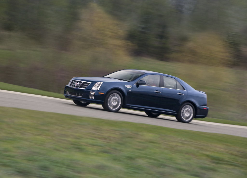 Cadillac STS photo 4 1024x737