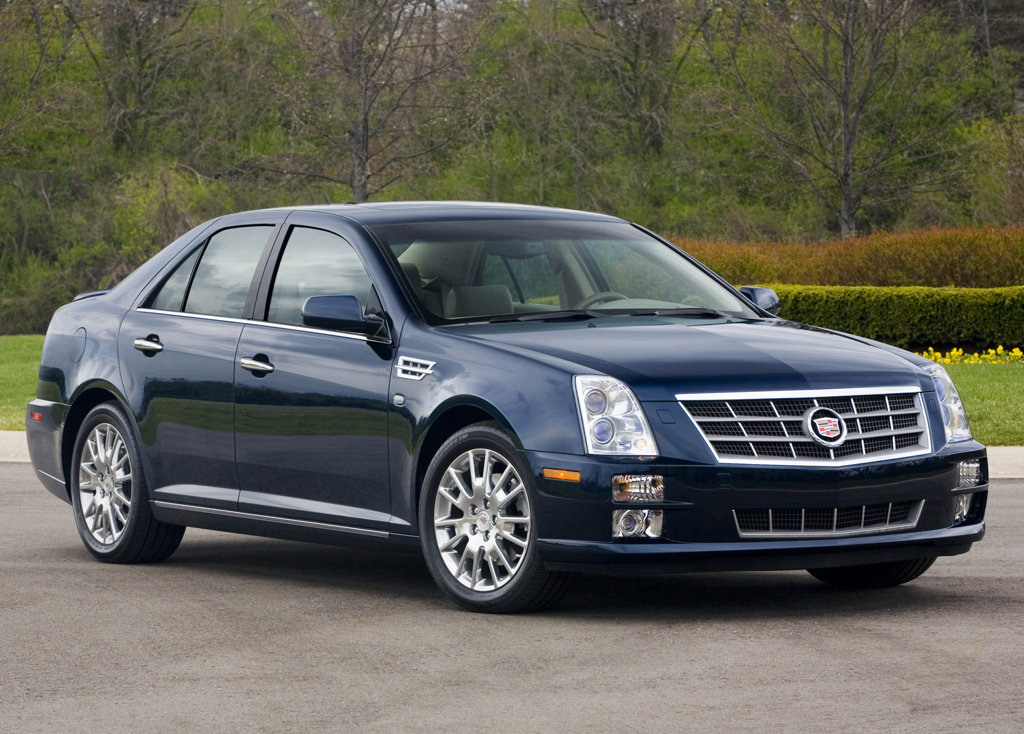 Cadillac STS photo 6 1024x734