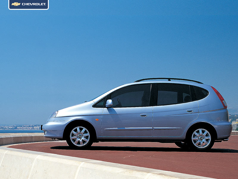 Chevrolet Tacuma photo-2 800x600