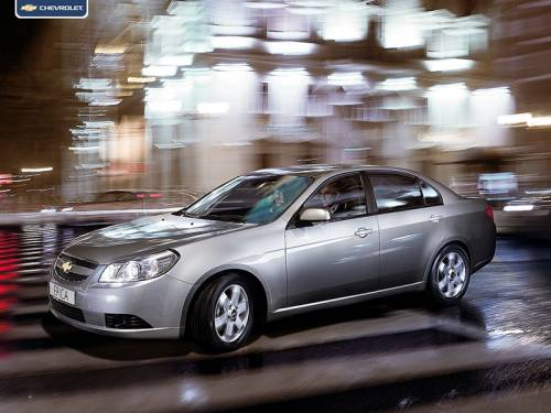 Chevrolet Epica photo-5