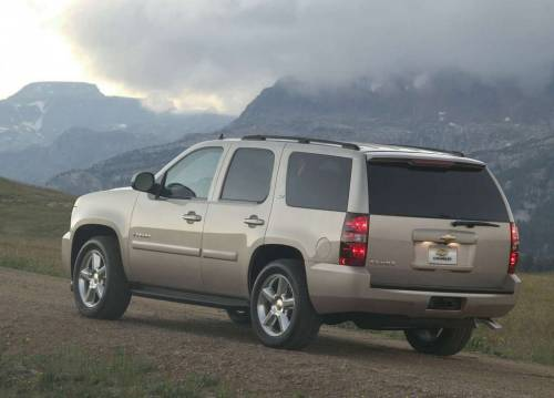 Chevrolet Tahoe photo-4