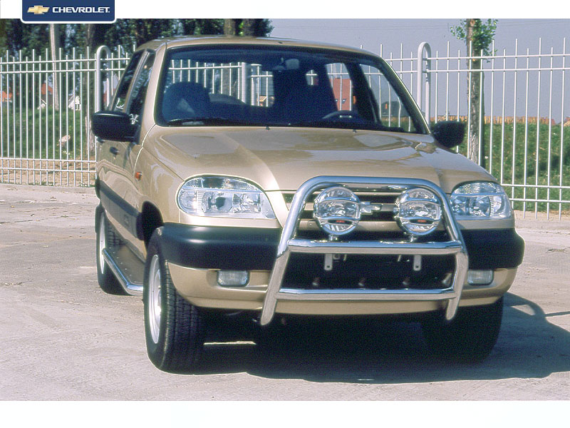 Chevrolet Niva photo-1 800x600