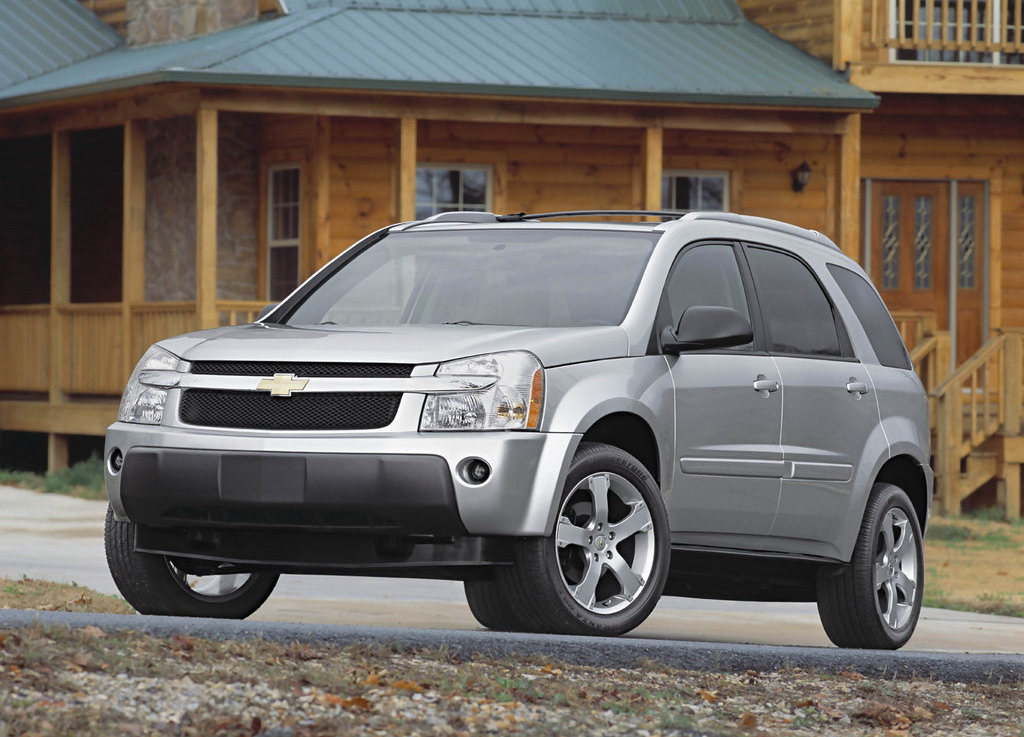 Chevrolet Equinox photo-7 1024x737