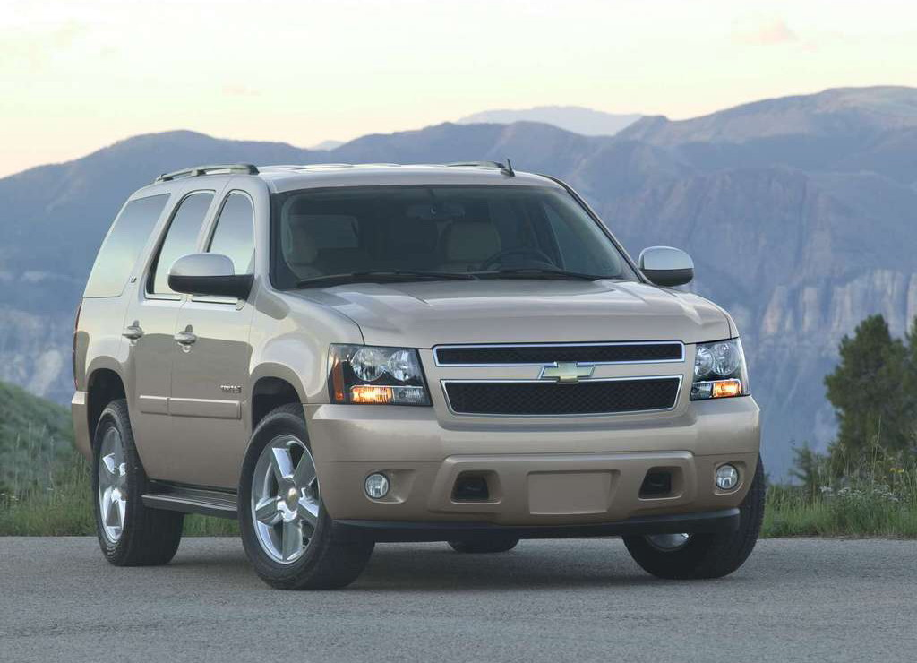 Chevrolet Tahoe photo-6 1024x740