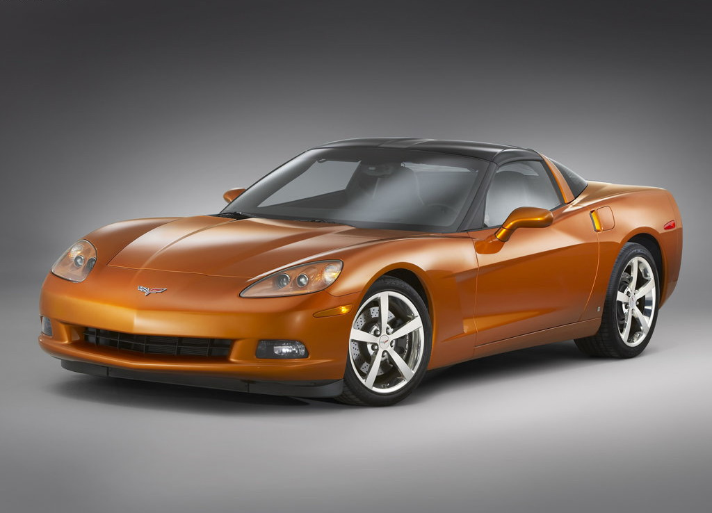 Chevrolet Corvette photo-4 1024x738