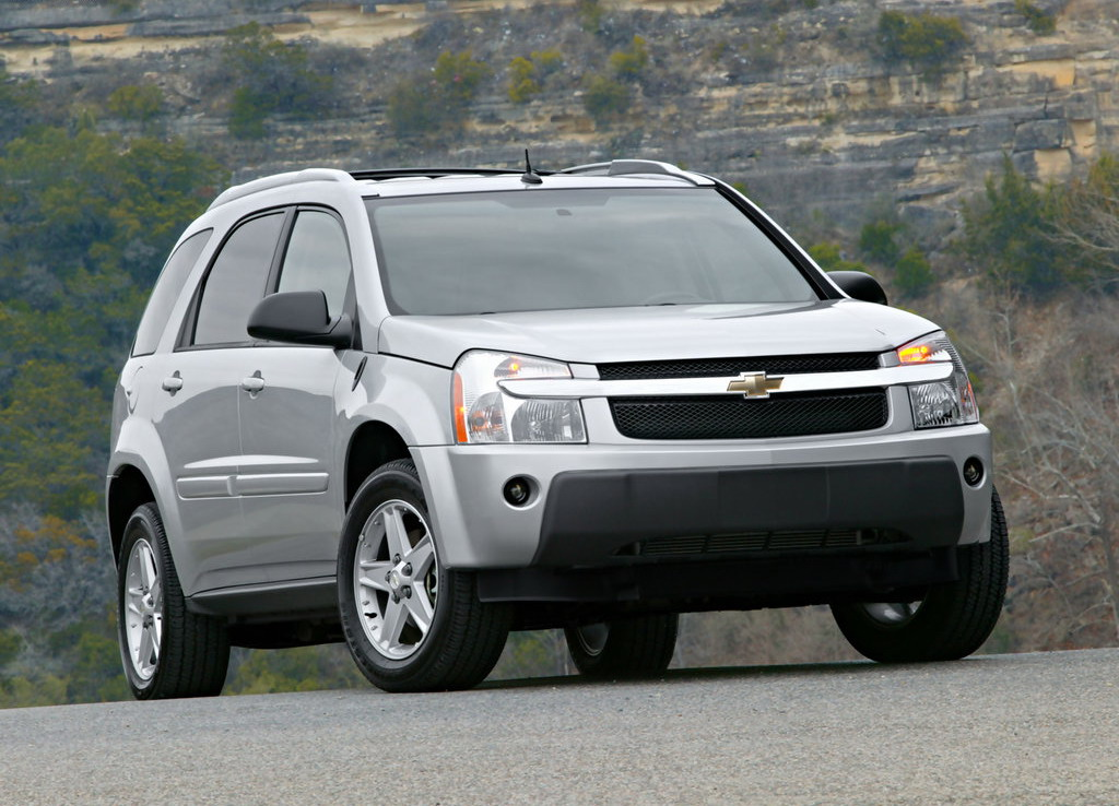 Chevrolet Equinox photo-6 1024x738