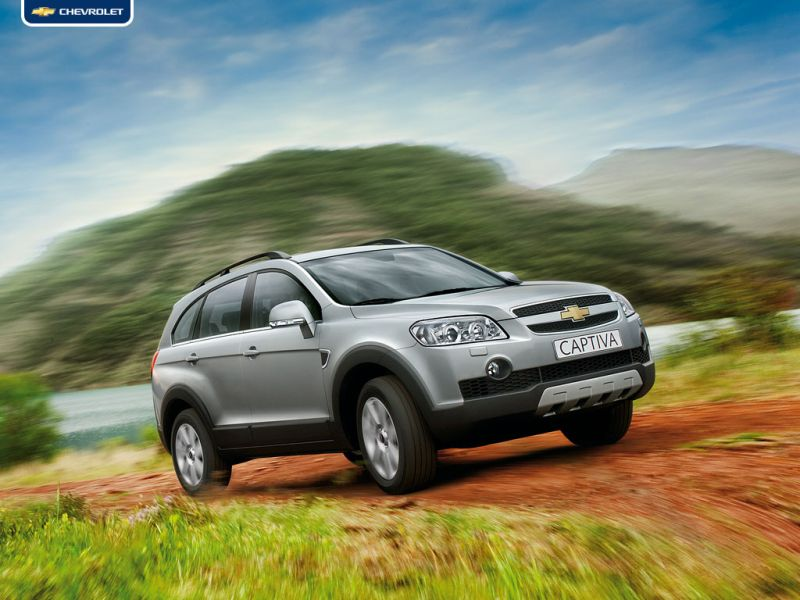 Chevrolet Captiva photo-7 800x600