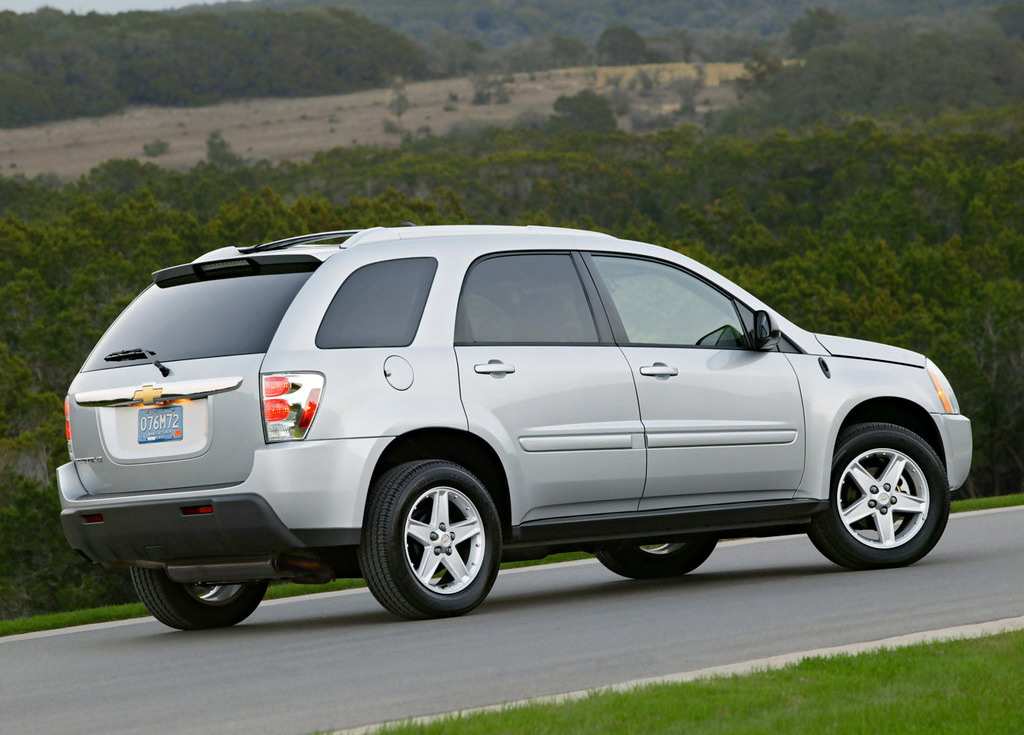 Chevrolet Equinox photo-3 1024x735
