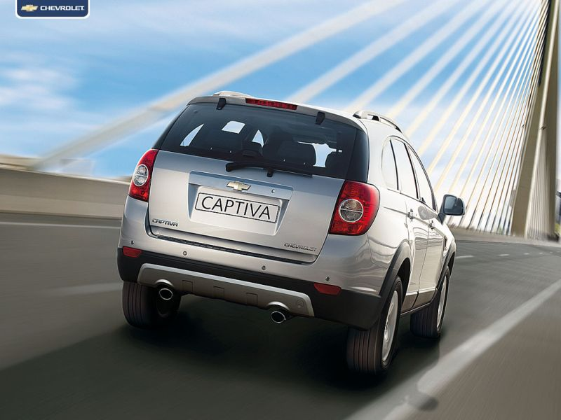 Chevrolet Captiva photo-5 800x600