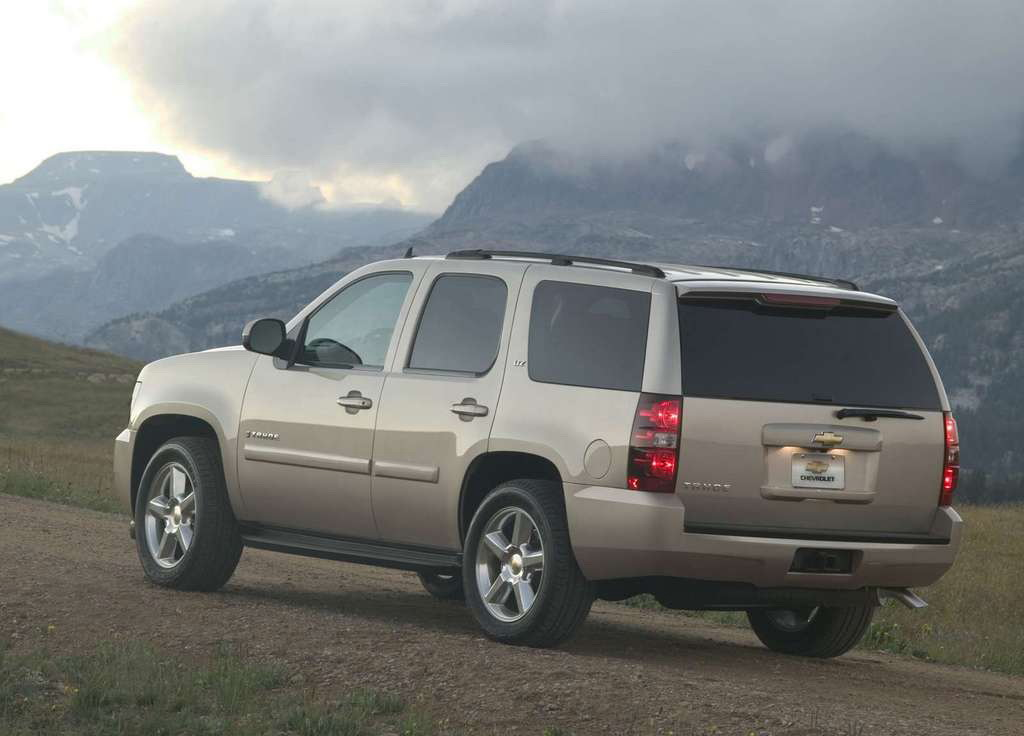 Chevrolet Tahoe photo-4 1024x736