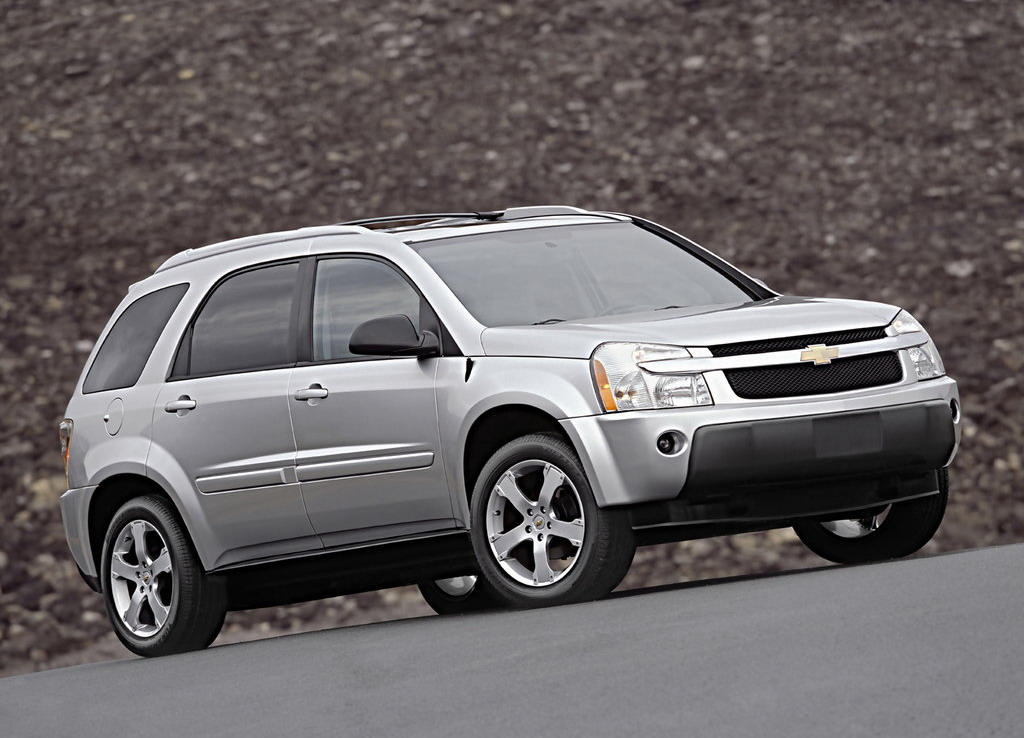 Chevrolet Equinox photo-5 1024x738