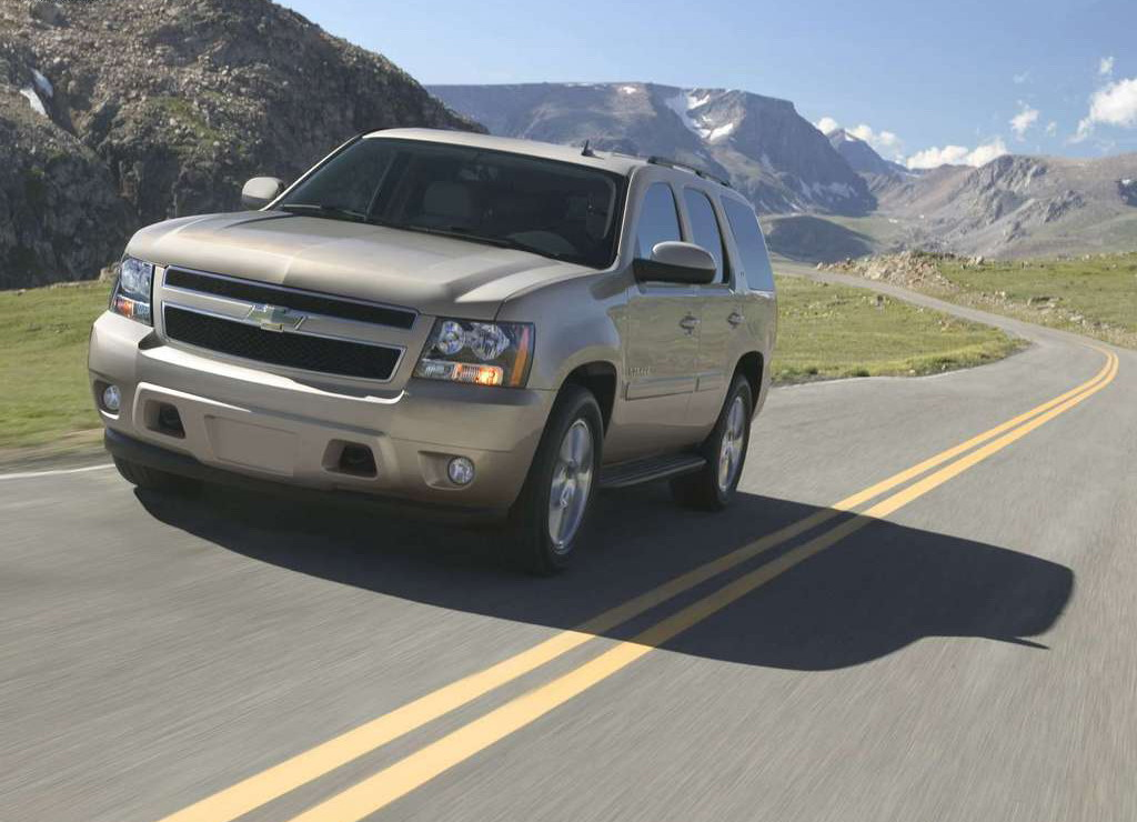 Chevrolet Tahoe photo-5 1024x740