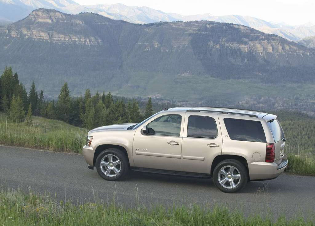 Chevrolet Tahoe photo-3 1024x734