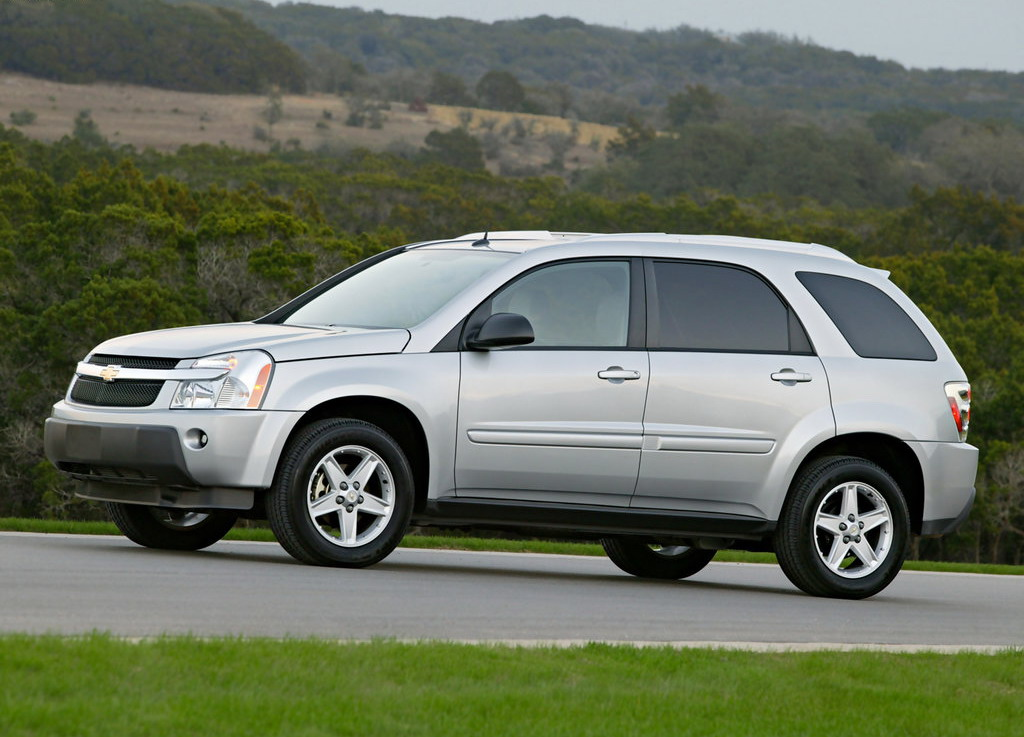 Chevrolet Equinox photo-4 1024x737