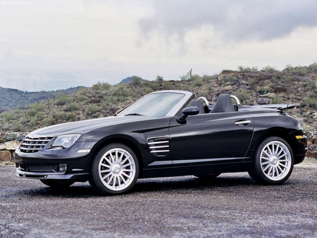 Chrysler Crossfire 4 1024x768