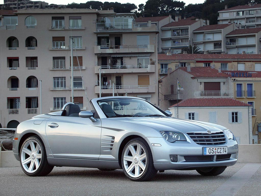 Chrysler Crossfire 3 1024x768